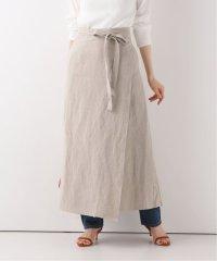 【VERSO 】  LINEN スカート