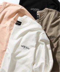 《予約》【Snow Peak×relume / スノーピーク】別注 SOLOTEX(R) ロングTシャツ