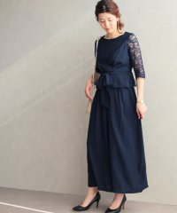 ビスチェ風パンツドレス