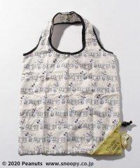 PEANUTS/WRAPショッピングバッグ