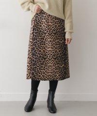 【ITEMS】レオパードスカート