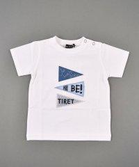 天竺フラッグパッチTシャツ