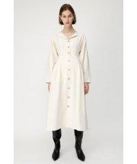 TUCK WAIST L/S SHIRT ドレス