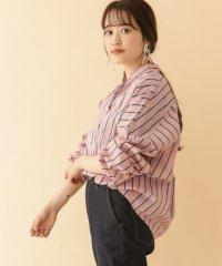 【ITEMS】ストライプスキッパーシャツ194
