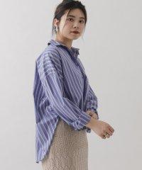 【ITEMS】ストライプシャツ207