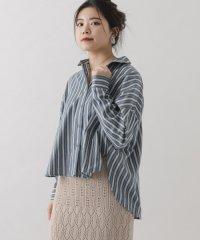 【ITEMS】ストライプシャツ208