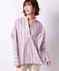 【WAREHOUSE】ドルマンスキッパーストライプシャツ