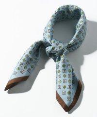 ジオメトリックスカーフ