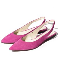 【ROSSO】FLATPOINTEDSLINGBACK