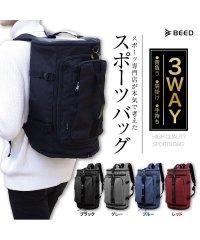 BEED【3WAY(リュック、ショルダー、手持ち) スポーツバック】  502852435