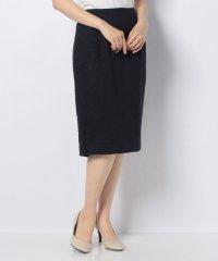 【ROSSO】ツィードタイトスカート