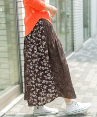 【KBF+】マルチパターン消しプリーツスカート