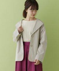 【ITEMS】オーバーサイズジャケット