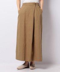 【ITEMS】イージーラップスカート