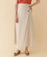 【ITEMS】ラップロングスカート