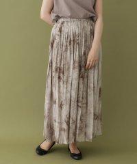 【ITEMS】タイダイプリーツスカート