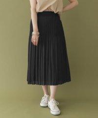 【ITEMS】トリコットプリーツスカート