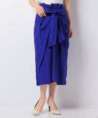 【ROSSO】リボンデザインタイトスカート