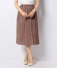 【ITEMS】シフォンプリーツスカート