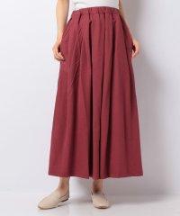 【DOORS】タックギャザースカート
