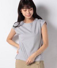 【ROSSO】フレンチスリーブTシャツ