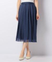 【UR】エアリーカラースカート