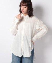 【WORKNOTWORK】綿和紙ガーゼルーズシャツ