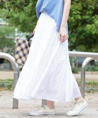【SonnyLabel】ティアードマキシスカート