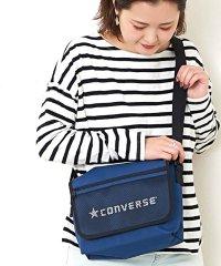 Mesh Pocket  Flap Shoulder Bag