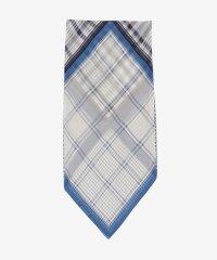チェックスヌードスカーフ