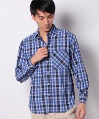 【WAREHOUSE】チェックシャツ