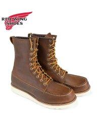 レッドウィング RED WING ブーツ クラシック モック トゥ 8INCH CLASSIC MOC 8インチ Dワイズ 8830 メンズ ブラウン