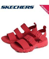 スケッチャーズ SKECHERS ディライト 2.0 サンダル スポーツサンダル レディース DLITES 2.0 COOL COSMOS レッド 32998