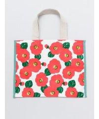 【カヤ】日本の花トートバッグ 7ISP0103