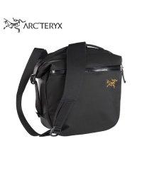 ARCTERYX アークテリクス バッグ ショルダーバッグ アロー8 メンズ レディース 8L ARRO 8 SHOULDERBAG ブラック 黒 24019