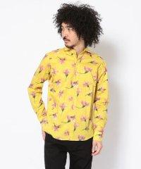 SCROLL(スクロール)リバティフラワープリントシャツ