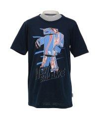 ニューバランス/キッズ/グラフィック ショートスリーブ Tシャツ