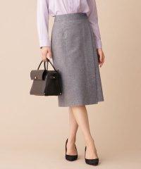 Aperi/ツイーディーラップ風スカート
