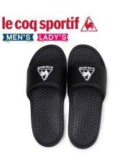 ルコック スポルティフ le coq sportif スニーカー メンズ レディース サンダル シャワーサンダル ナプール NAPOLE ブラック QL3LJE