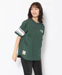 クールマックス ルーズフットボールTシャツ/COOL MAX LOOSE FOOTBALL T-SHIRT