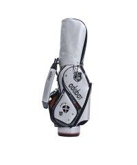 アダバット キャディバッグ adabat GOLF ゴルフ ゴルフバッグ 5分割 9.0型 47インチ フード付き ショルダー 肩掛け ABC401