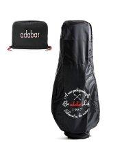 アダバット トラベルカバーセット adabat アイアンカバー キャディバッグ用トラベルケース 9.5インチ対応 ゴルフ ABO404