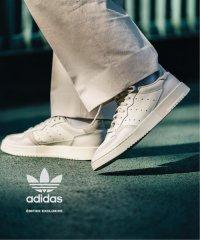 《予約》【adidas / アディダス】 別注 SUPERCOURT スーパーコート