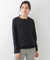 【日本製】ナイロンタフタデザインジャケット