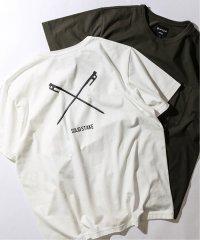 《予約》【Snow Peak×relume / スノーピーク】別注 SOLOTEX(R) Tシャツ SOLID STAKE