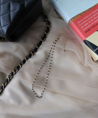 [Mixto ミスト]Mixto Chain Neckless / 14KGF ネックレス