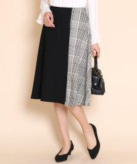 【セットアップ対応商品】PetitMaison(プチメゾン) サイドチェックドッキングスカート