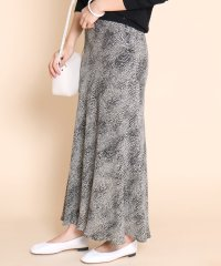 Bouchon(ブション) ローフレアプリントスカート