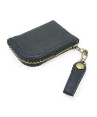 財布 コインケース L字型 キーリング・カード入れ付き メンズ レディース キーズ Keys