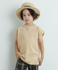 【WEB/一部店舗限定】UR TECHチュニックTシャツ(KIDS)